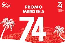Jangan Lewatkan, Promo HUT RI di 5 Tempat Wisata Jakarta