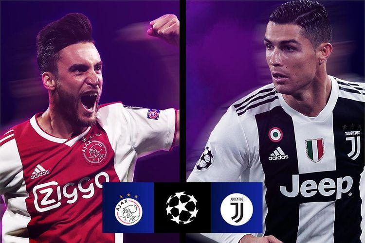Hasil drawing Liga Champions di Nyon pada Jumat (15/3/2019) mempertemukan Ajax Amterdam vs Juventus pada babak perempat final.