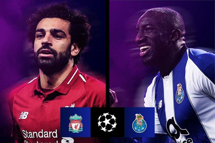 Hasil drawing Liga Champions di Nyon pada Jumat (15/3/2019) mempertemukan Liverpool vs Porto pada babak perempat final.