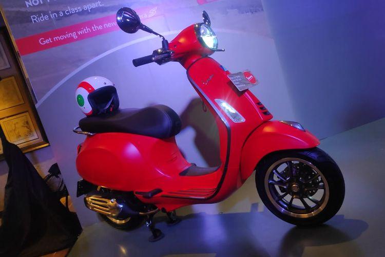 PT Piaggio Indonesia memperkenalkan Vespa Primavera S dan Sprint S terbaru. Keduanya mendapatkan beberapa fitur baru untuk penggemar Vespa di Indonesia