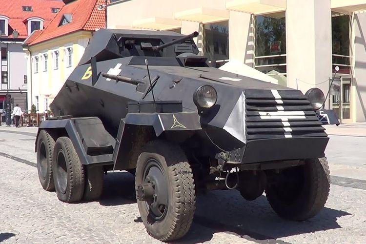 Sd Kfz 231