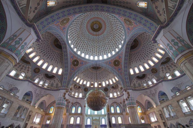 ILUSTRASI - Masjid