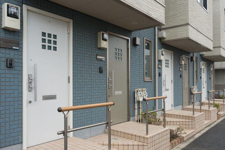 Apartemen di Jepang
