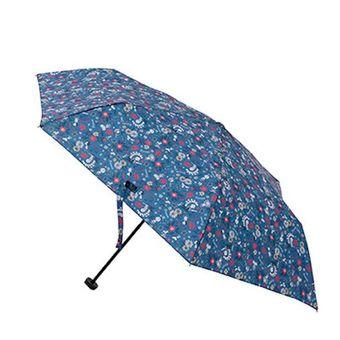 Payung Snoopy ini ringan dan mudah dibawa-bawa