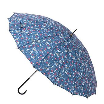 Okaimono SNOOPY Original FLORET Long Umbrella