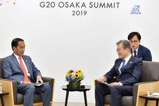 Di Sela KTT G20, RI-Jepang Bahas Penyelesaian Perjanjian Perluasan Akses Pasar