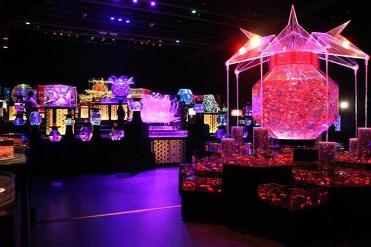 "Aqua Art Exhibition ""ECO EDO Nihonbashi Art Aquarium 2019 ~ Edo, Coolness of Kingyo~ & Night Aquarium"""