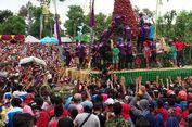 Tumpengan Manggis, Cara Masyarakat di Jombang Syukuri Hasil Panen