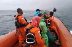 Gelombang Tinggi, Pencarian Penumpang yang Jatuh dari Kapal Tidar Dihentikan