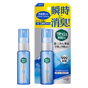 Refresh EX Antibacterial Spray Unscented (Portable)