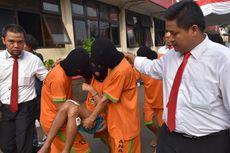 11 Pelaku Curas Minimarket di 17 TKP Dibekuk, 1 Terpaksa Ditembak