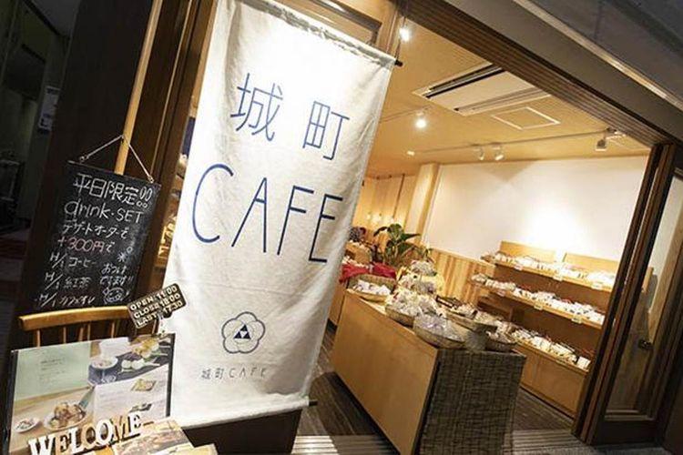 Jangan lupa mampir ke kafe baru ini!