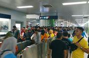 Ketahuan Makan dan Minum di Stasiun MRT, 10 Penumpang Didenda Rp 500.000