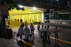 Panduan Jalan Kaki dari Stasiun Sudirman ke MRT Dukuh Atas