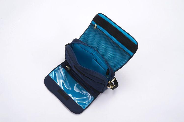 Multifunctional Shoulder Bag (biru tua)