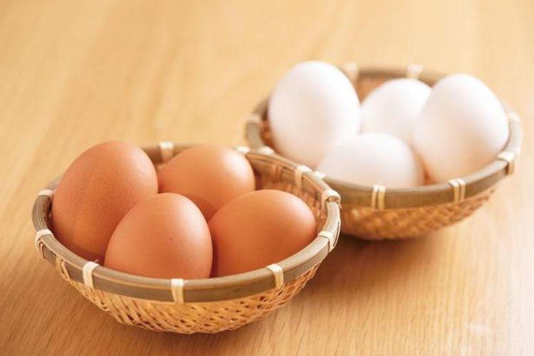 """Telur yang digunakan adalah telur pilihan bernama """"kome-tamago"""""""