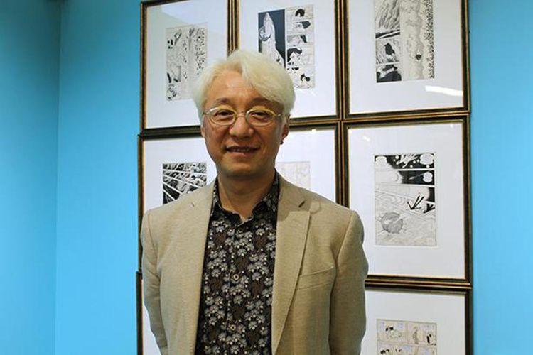 Makoto Tezuka, Honorary Director/ General Producer dari Osamu Tezuka Manga Museum