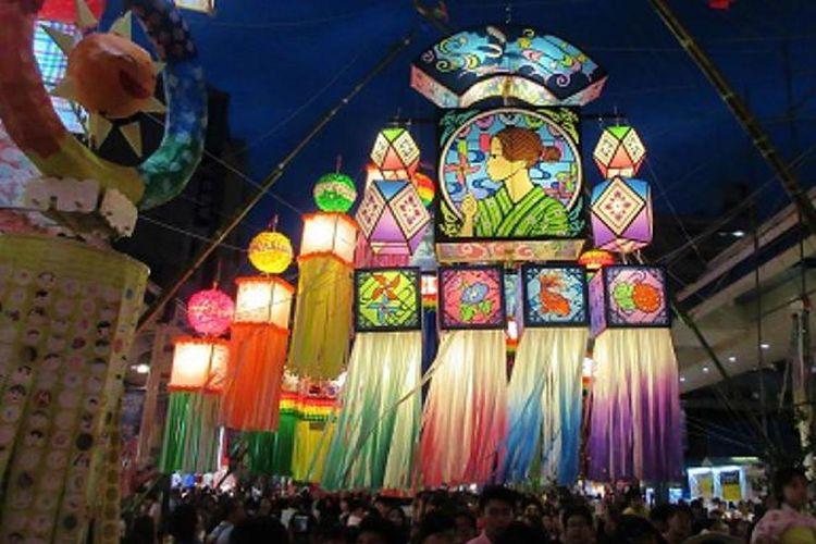Shonan Hiratsuka Tanabata Festival (Kota Hiratsuka, Prefektur Kanagawa)