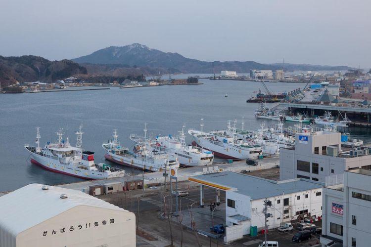 Kota Kesennuma, Prefektur Miyagi