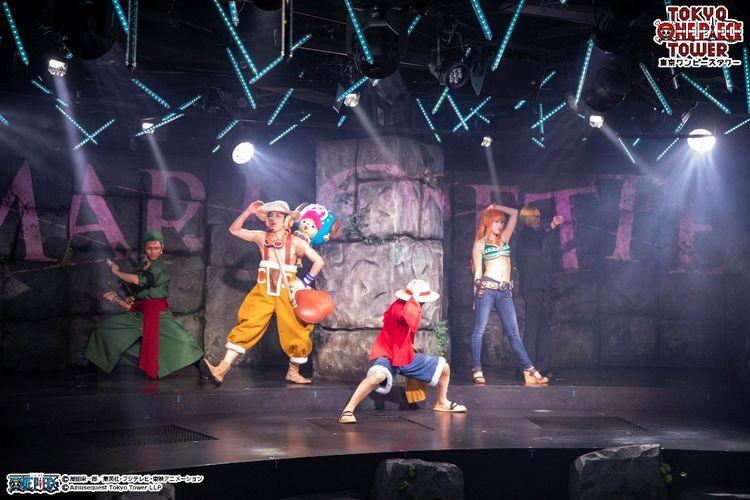 Petualangan baru Luffy dan kawan-kawannya dalam pentas teater selama 20 menit.