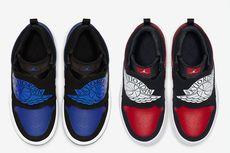 Sepatu Sky Jordan Diberikan Desain Tambahan
