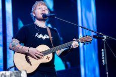 Gelar Konser Perdana, Ed Sheeran Legakan Dahaga Fans di Indonesia