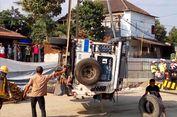 Begini Kronologi Amblesnya Underpass Kentungan di Yogyakarta