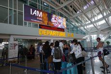 Akhir Tahun, Penumpang Pesawat di Bandara Bali Naik 20,27 Persen