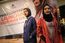 Nyaman di Luar Ruang, Eiger Bikin Koleksi Hijab