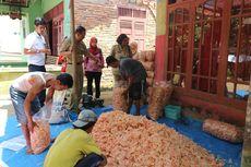 BPOM Berhasil Ungkap Gudang Pengepul Kerupuk Canthir Berperwarna Tekstil