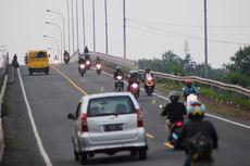 Mudik Gesit: Pemudik Sepeda Motor Diminta Hati-hati Melintas Cianjur