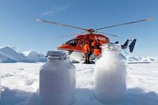 Ancaman Makin Nyata, Mikroplastik Telah Mencemari Kutub Utara