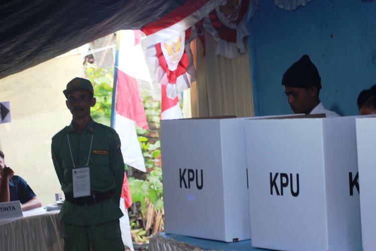 KEGIATAN Pemilu Serentak 2019 di wilayah Kabupaten Cianjur, Jawa Barat telah menelan korban jiwa empat petugas Kelompok Penyelenggara Pemungutan Suara (KPPS)