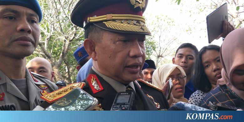 Kapolri: Tak Nyaman Memproses Hukum Purnawirawan TNI