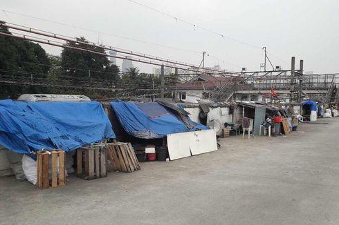 Kerap Dijadikan Tempat Prostitusi, Bangunan Liar di BKT Tanah Abang Akan Ditertibkan