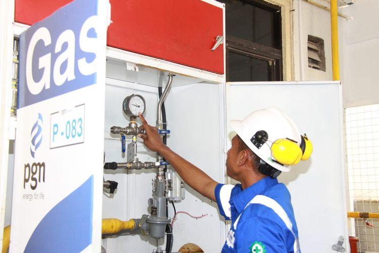 PGN Meluncurkan Gaslink di Batam