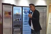Kulkas, Mesin Cuci, dan Microwave Samsung Bidik Rumah Minimalis Anak Muda