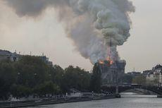 Mereka yang Paling Bersedih karena Kebakaran di Gereja Notre Dame