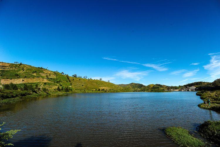 Desa Sembungan, Teluk Cebong.