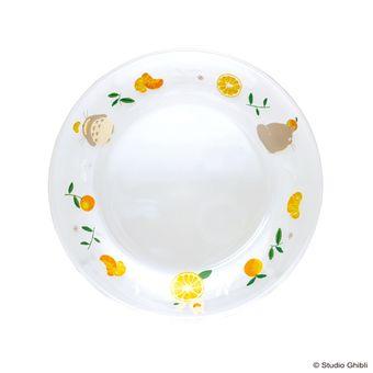 Piring bahan gelas 18 cm, 2.000 yen (belum termasuk pajak)