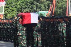 Prajurit TNI yang Gugur Korban Penembakan di Jayawijaya Diberikan Penghargaan