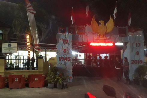 Ada Kertas Berlogo ISIS di Tas Terduga Teroris yang Serang Polsek Wonokromo