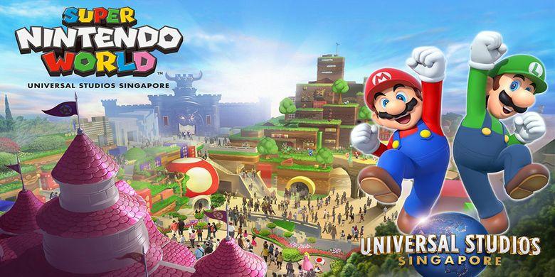 Nintendo World Singapore
