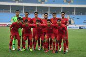 Timnas U-23 Indonesia Bermain Imbang Tanpa Gol dengan Bali United