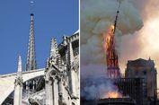 Desain Rekonstruksi Katedral Notre Dame Disayembarakan