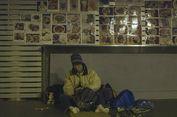 Tinggalkan Karir yang Mapan, Pria Ini Pilih Jadi Gelandangan