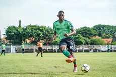 Belum Cetak Gol Lagi untuk Persebaya, Amido Balde Anggap Wajar