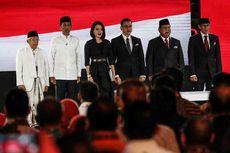Jokowi dan Prabowo Berbicara Dalam Waktu Bersamaan Sikapi Rekapitulasi KPU