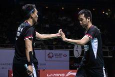 Australian Open, Ahsan/Hendra Hanya Perlu 24 Menit untuk ke Perempat Final