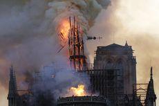 Restorasi Notre Dame, Macron Diminta Dengarkan Ahli